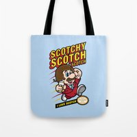 Super Scotchy Bros. Tote Bag