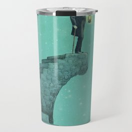 Moon Steps Travel Mug