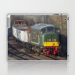 Class 45 Peak D123 train Laptop & iPad Skin