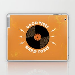 Good Vibes and Warm Tones Laptop & iPad Skin