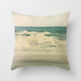 Salt Water Cures Throw Pillow