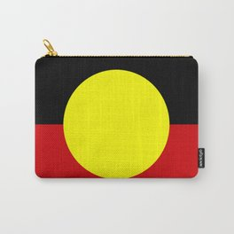 Flag of the australian Aboriginal Carry-All Pouch