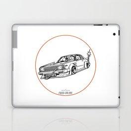 Crazy Car Art 0099 Laptop & iPad Skin