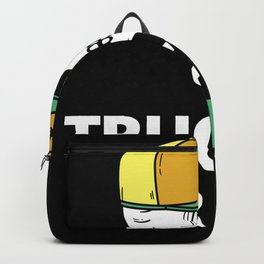 Trucker for Life Backpack