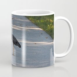 How Does the Story End Coffee Mug