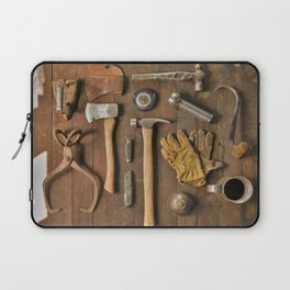 Tools (Color) Laptop Sleeve