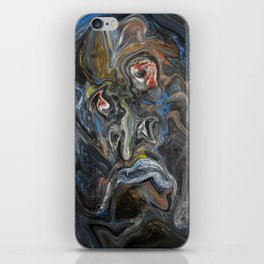 Unexpected deformation of an external interface  iPhone Skin