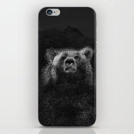 Sacred Bear iPhone Skin
