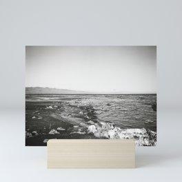 Desert Sea Mini Art Print