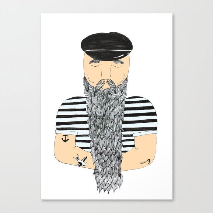 Sailor. Canvas Print