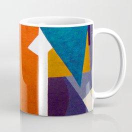 Lyubov Popova Picturesque Construction Coffee Mug