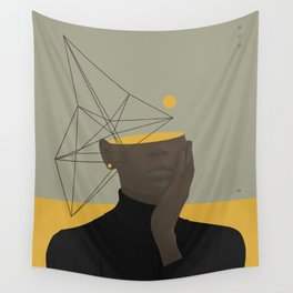 Beauty FORM. Wall Tapestry