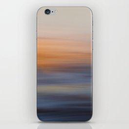 Undulating Sunset iPhone Skin