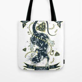 Midnight Vandals Tote Bag