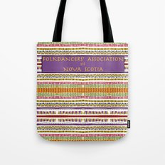 Folkdancers' Association of Nova Scotia Tote Bag