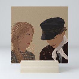 To be loved... Mini Art Print