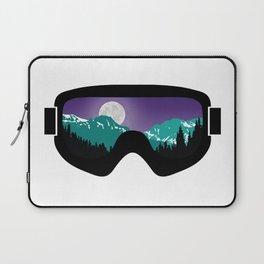 Moonrise Goggles | Goggle Designs | DopeyArt Laptop Sleeve