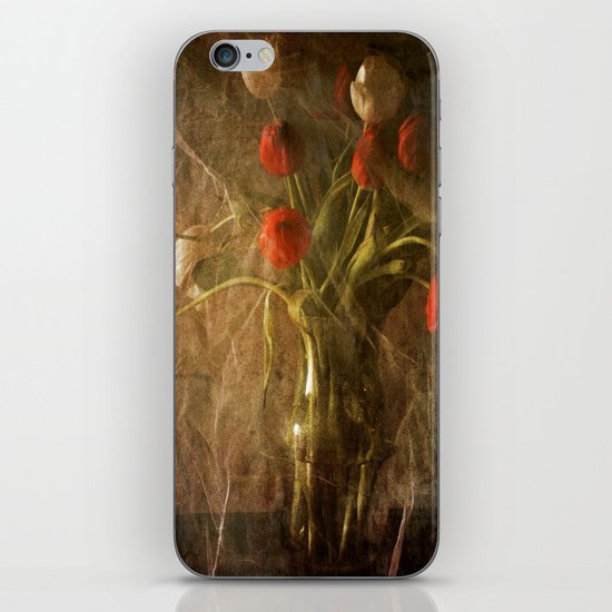 Vase with Tulips iPhone & iPod Skin