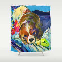 Take Me To Maui! Shower Curtain