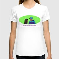 clueless T-shirts featuring Excuse me, Miss Dionne by abiey_uwa