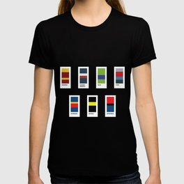 Heroes Palette T-shirt