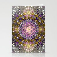sparkle Stationery Cards featuring Sparkle by Angelo Cerantola
