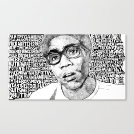 Gambino Canvas Print