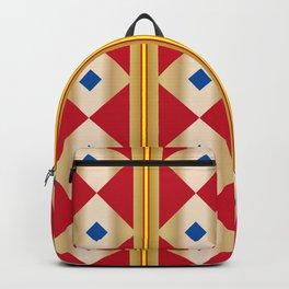 Traditional Japanese patter KUGINUKITSUNAGI Backpack