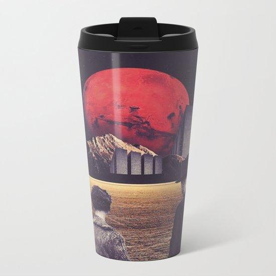 After-Glow Metal Travel Mug