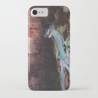desert iPhone & iPod Cases featuring Havasu Canyon Creek by Kevin Russ