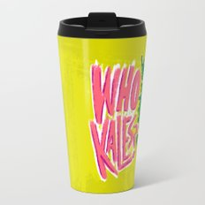 Who Kales? Travel Mug