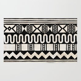 African Tribal Rug