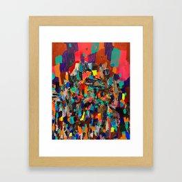Sensuous Presence Framed Art Print