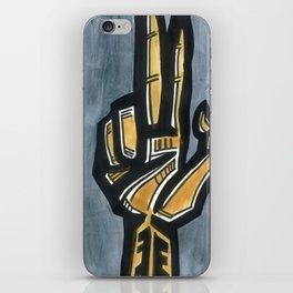 Weapon iPhone Skin