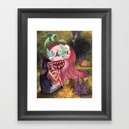 Jelly Monger Framed Art Print