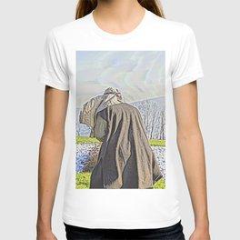 old shepherd T-shirt
