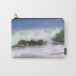 Ocean Waves Abstract Carry-All Pouch