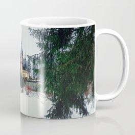 Peles Castle Romania Coffee Mug