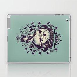 Mrs. Death Laptop & iPad Skin