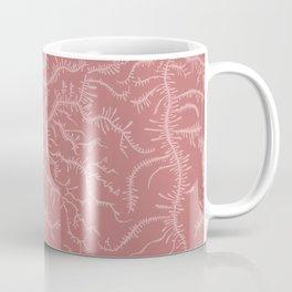 Ferning - Dusty Rose Coffee Mug