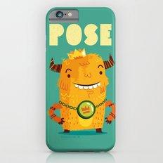 :::Pose Monster::: iPhone 6s Slim Case