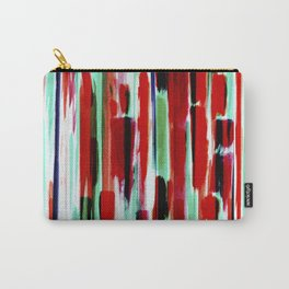 WATERCOLOR STROKES Carry-All Pouch