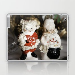Mr and Mrs Santa Claus Laptop & iPad Skin