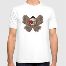 UNSEEN Mens Fitted Tee White MEDIUM