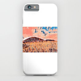 Loughcrew Cairn iPhone Case