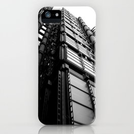 Lloyd's of London Facade iPhone Case