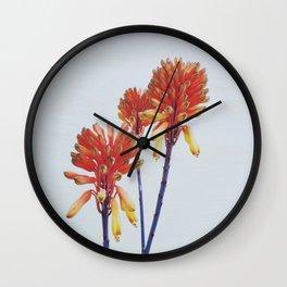 Fire sticks Wall Clock