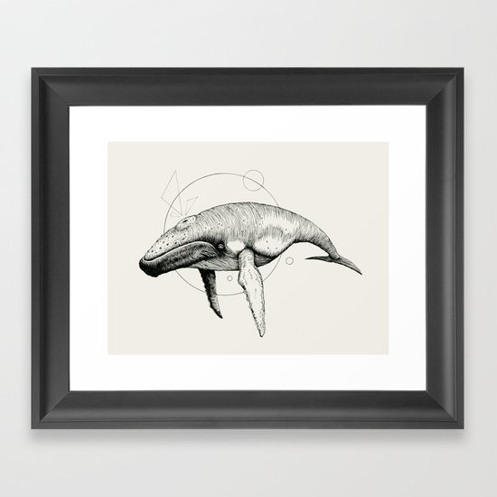 'Wildlife Analysis VII' Framed Art Print