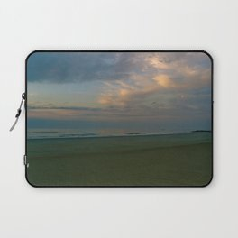 Early Morning on Tybee Island Laptop Sleeve