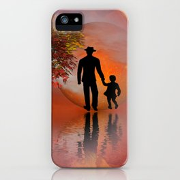 farewell -2- iPhone Case